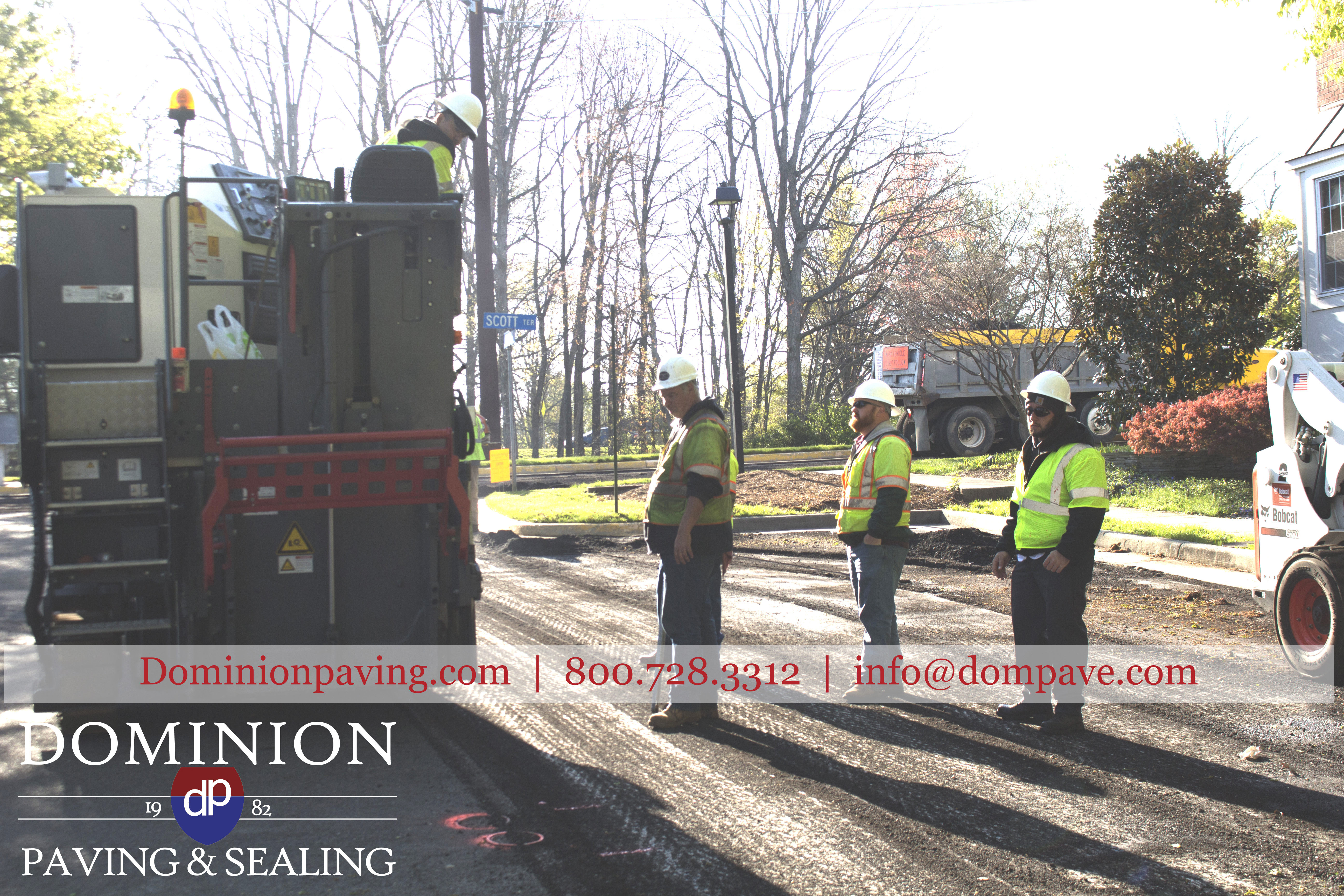 What Should A Proposal Include Anyway Dominion Paving Sealing